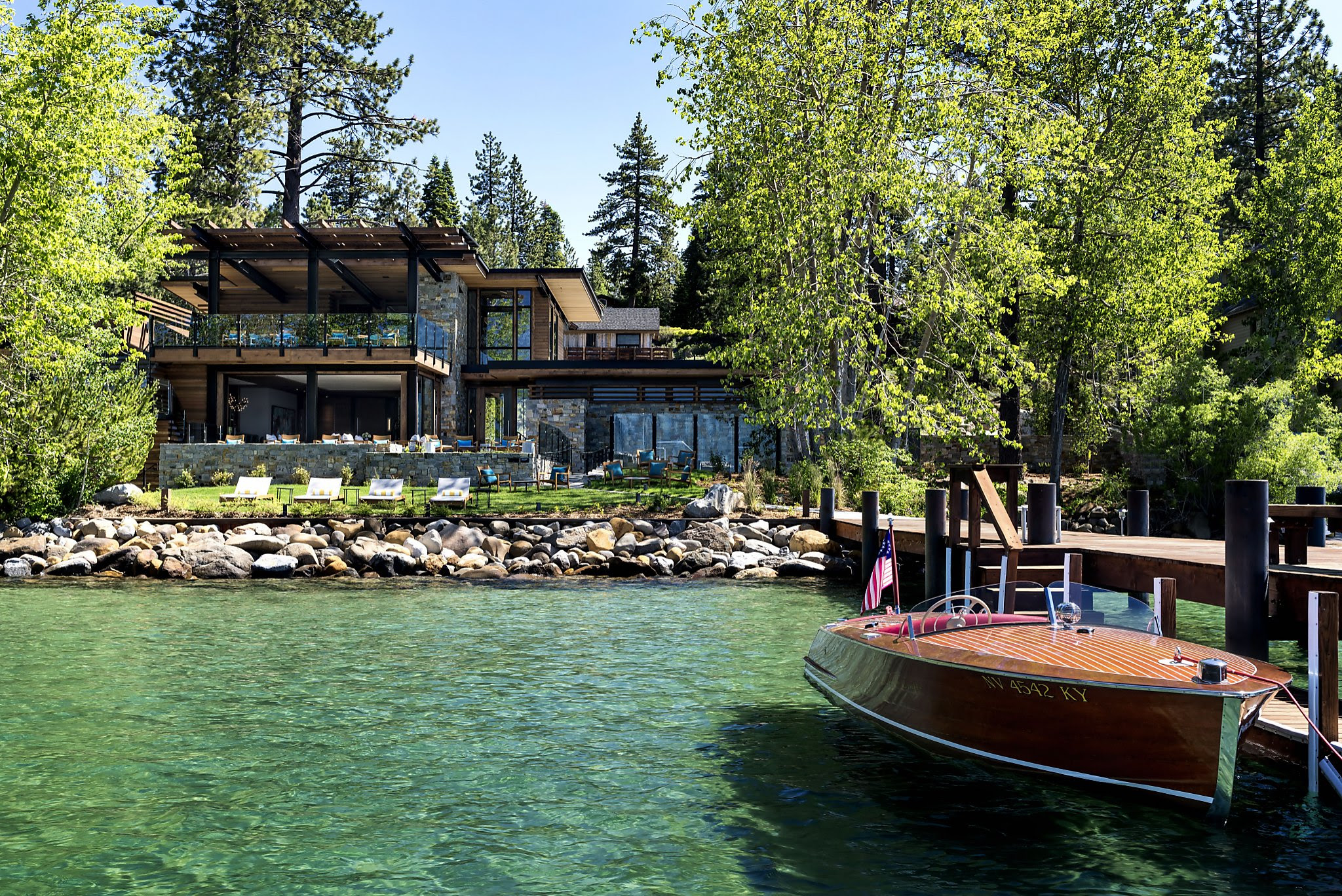 RitzCarlton Lake Tahoe opens exclusive lakefront