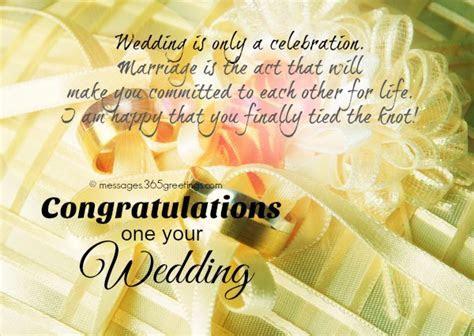 congratulations on your wedding   365greetings.com