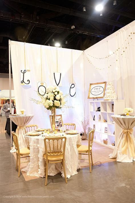 30 best {Bridal Shows} images on Pinterest   Booth ideas