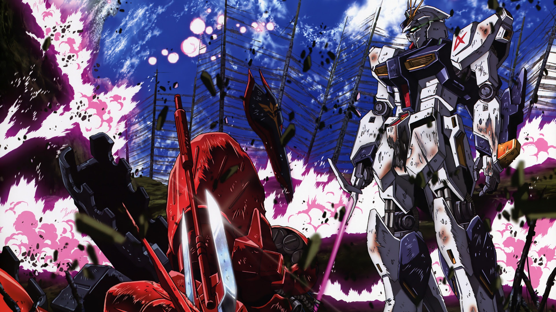 Gundam New Awesome HD Wallpapers 2015 - All HD Wallpapers