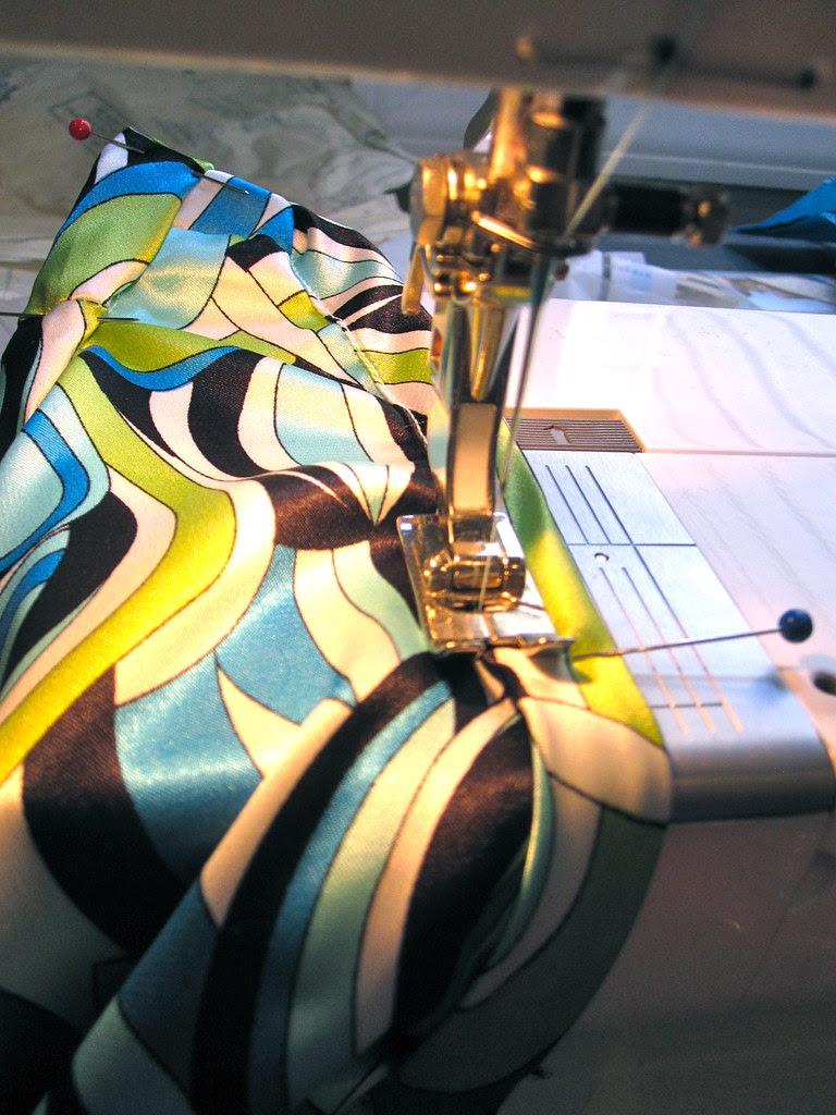 Right Side Stitching