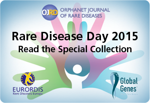 Read Rare Disease Day 2015 series