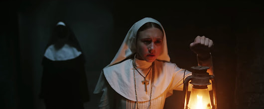 Watch Terrifying New Trailer for 'The Conjuring' Spinoff 'The Nun'