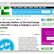 At The Pool Splashes on TechCrunch!