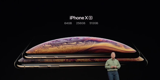 Apple estimated to make $134 more profit per phone on 512 GB iPhone XS compared to base model | 9to5Mac