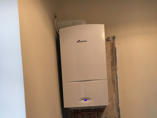 Worcester 25i & Filter in Walthamstow - RJ Gas Heating Services