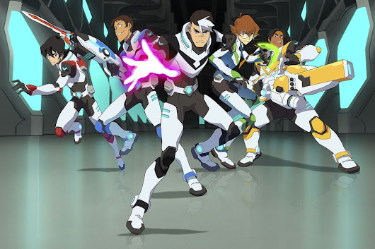 What You Should Be Watching: Voltron: Legendary Defender