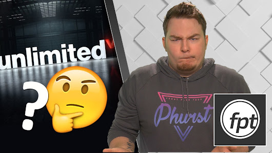 Front Page Tech #497 - VERIZON INTRODUCES NEW 'UNLIMITED' PLAN, T-MOBILE IMMEDIATELY COUNTERS! - GFQ Network