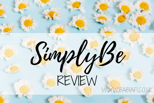 Simply Be Review