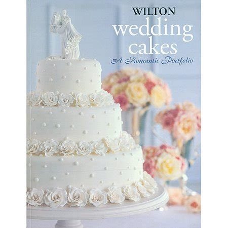 Wilton Books Wedding Cakes   A Romantic Portfolio 902 907