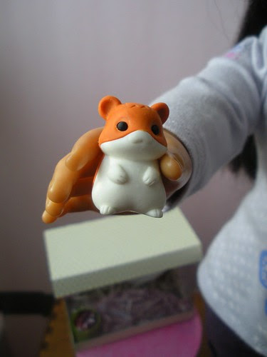 Brownie the Hamster