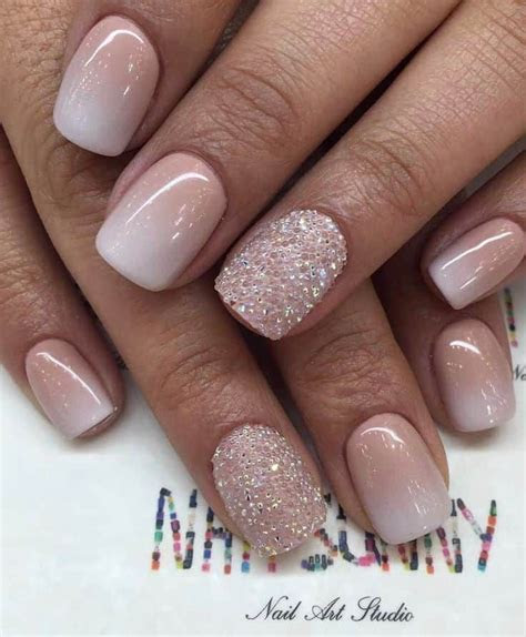 70 Top Bridal Nails Art Designs for next year   What them