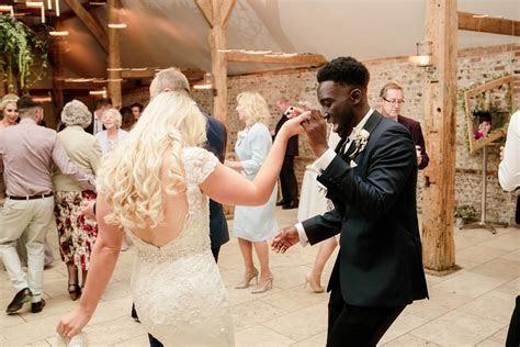 Lusan Mandongus Lace for a Black Tie, Barn Wedding   Love