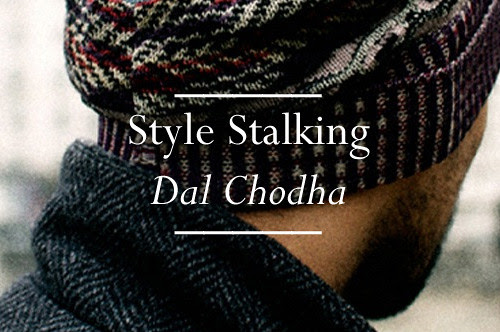 Style Stalking Dal - Feature button
