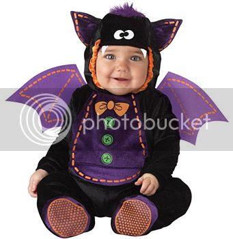 baby bat costume