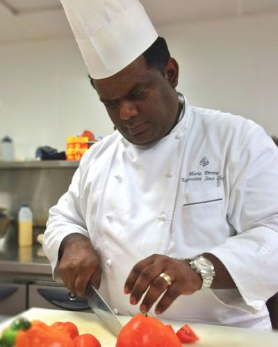 Super Chef Mario Perera Adds Some Spice to Asian Events at Four Seasons