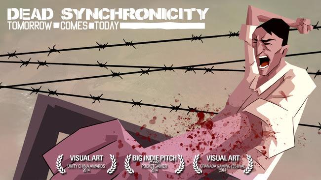 Dead Synchronicity Backyard3