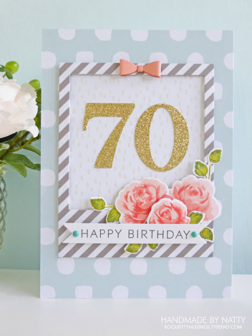 70th Birthday Wishes - 2016-01-03