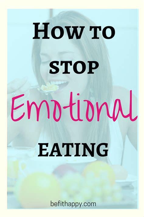 emotional eating   cope   befithappy