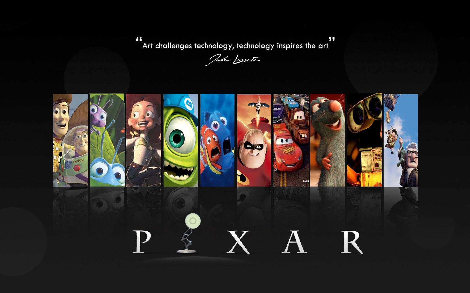 Disney Pixar Desktop Wallpaper  WallpaperSafari