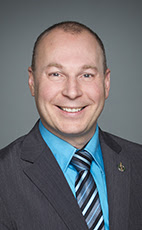 Photo - François Choquette - Click to open the Member of Parliament profile