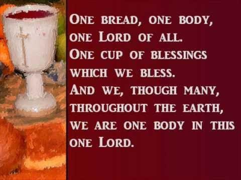 One Bread, One Bread Lyrics - John Michael Talbot
