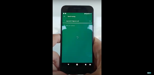 Watch Android Malware Automatically Steal 1,000 Euros From a PayPal Account in Seconds - Motherboard