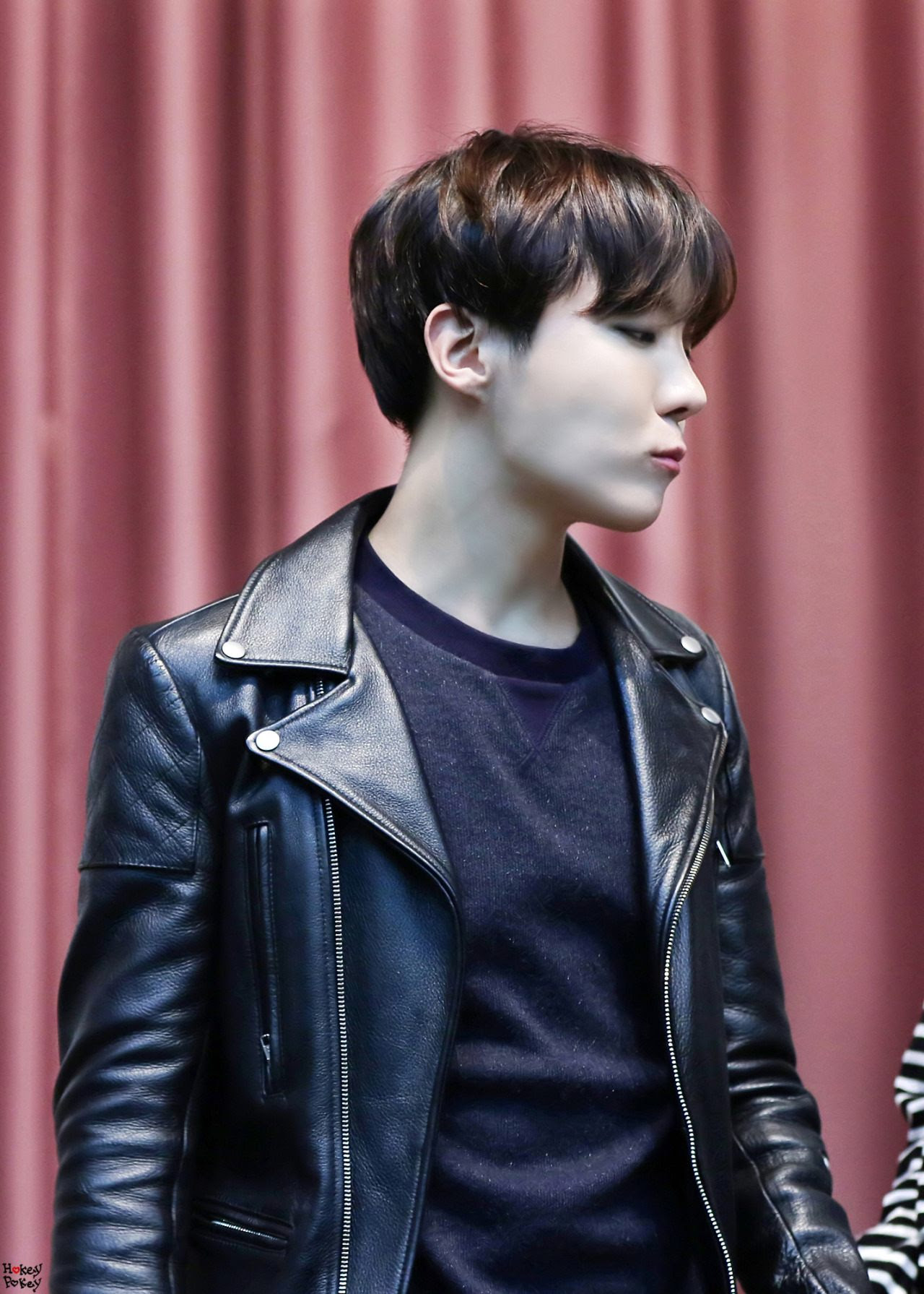 Literally Just 45 High Definition Photos Of J-Hope's Knife Like Jawline — Koreaboo