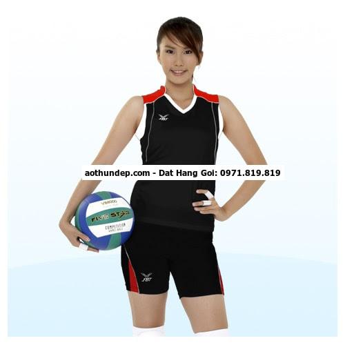 mẫu quần áo bóng chuyền nữ