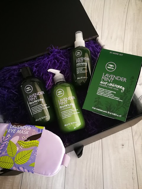 How to Protect your Hair from the Winter Weather with Paul Mitchell Tea Tree Lavender Mint - The CSI Girls
