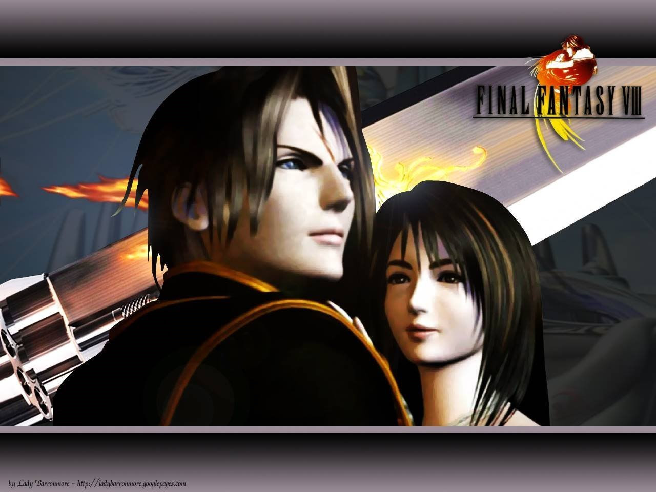 Ffviii Final Fantasy Viii Wallpaper 1603634 Fanpop