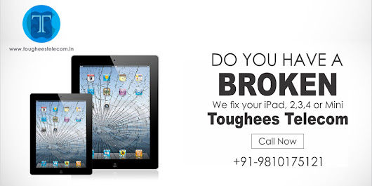 Broken iPad Screen Don't worry just Call Us +91 981 017 5121