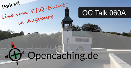 OC Talk 060 - A: LIVE vom HQ-Event in Augsburg