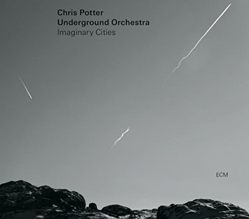 Chris Potter - Imaginary Cities cover