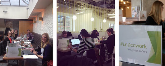#LnDcowork: a year in - Fiona McBride Consulting