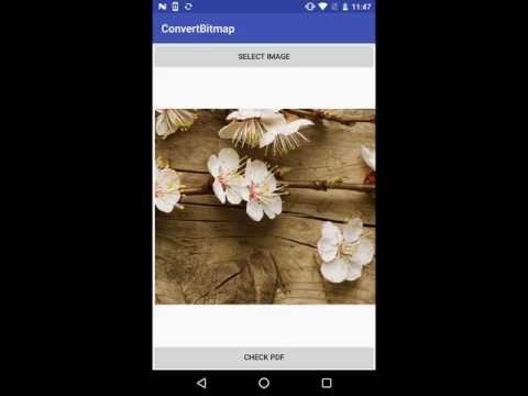 Convert Image to pdf in android programatically - Deepshikha Puri