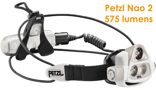 PETZL NAO 2 Headlamp Review - January 2017 | Headlamps 101 - Reviews of Best Headlamps 2017