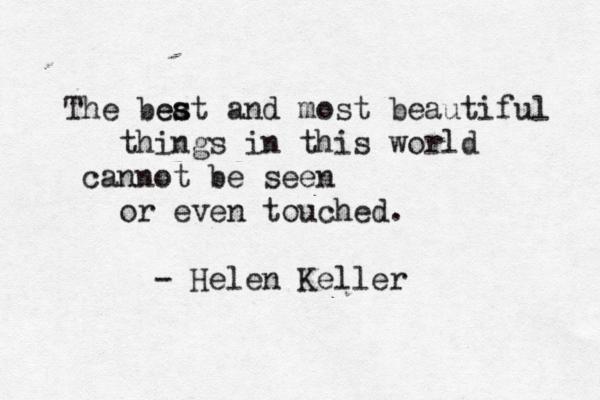 Beautiful Mind Of The Day Helen Keller Art Sheep
