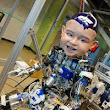 New video of Machine Perception Lab's creepy robot baby shows that it is indeed creepy