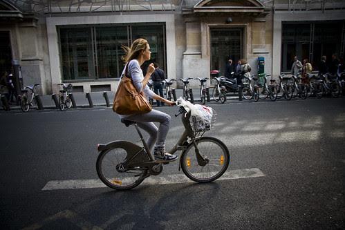 Paris Cycle Chic - Paris Flow