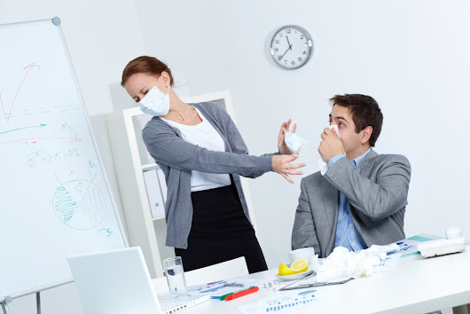 10 Office Health Tips to be More Productive at Work | 911 Restoration