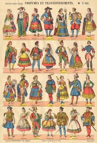 n661 costumes