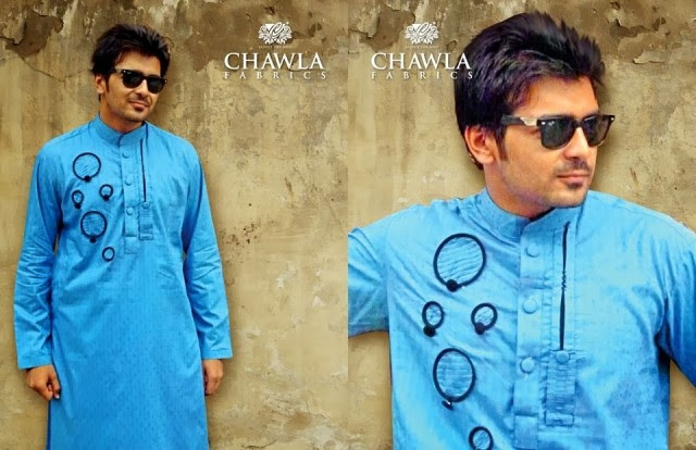 Kurta-Design-for-Mens-Wear-by-Chawla-Fabrics-Kurta-Pajama-Shalwar-Kamiz-Suit-4