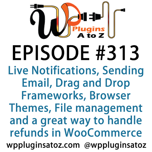 WordPress Plugins A-Z #313 Live Notifications, Sending Email