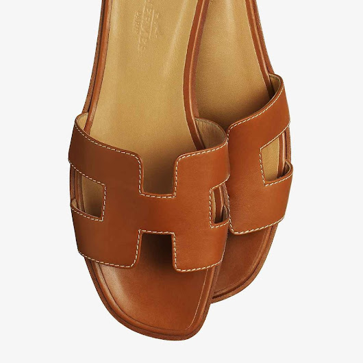 Designer Shoes And Their Dupes #3 Hermes Oran Sandal