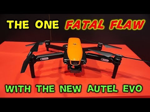 The One Fatal Flaw With The New Autel EVO Quad