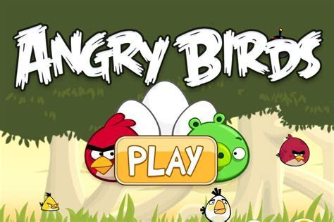 Surprising And Impressive Angry Birds Picture   ThemesCompany