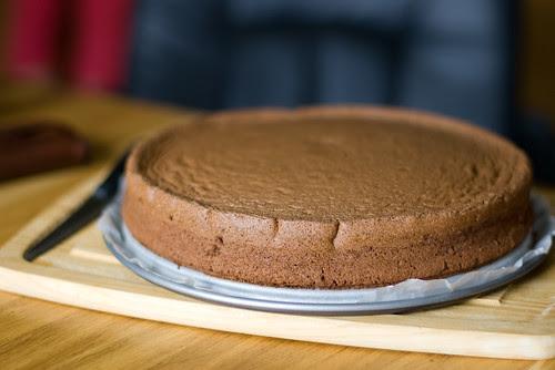 Ilma jahuta šokolaadikoogi tegemine / Flourless chocolate cake in the making