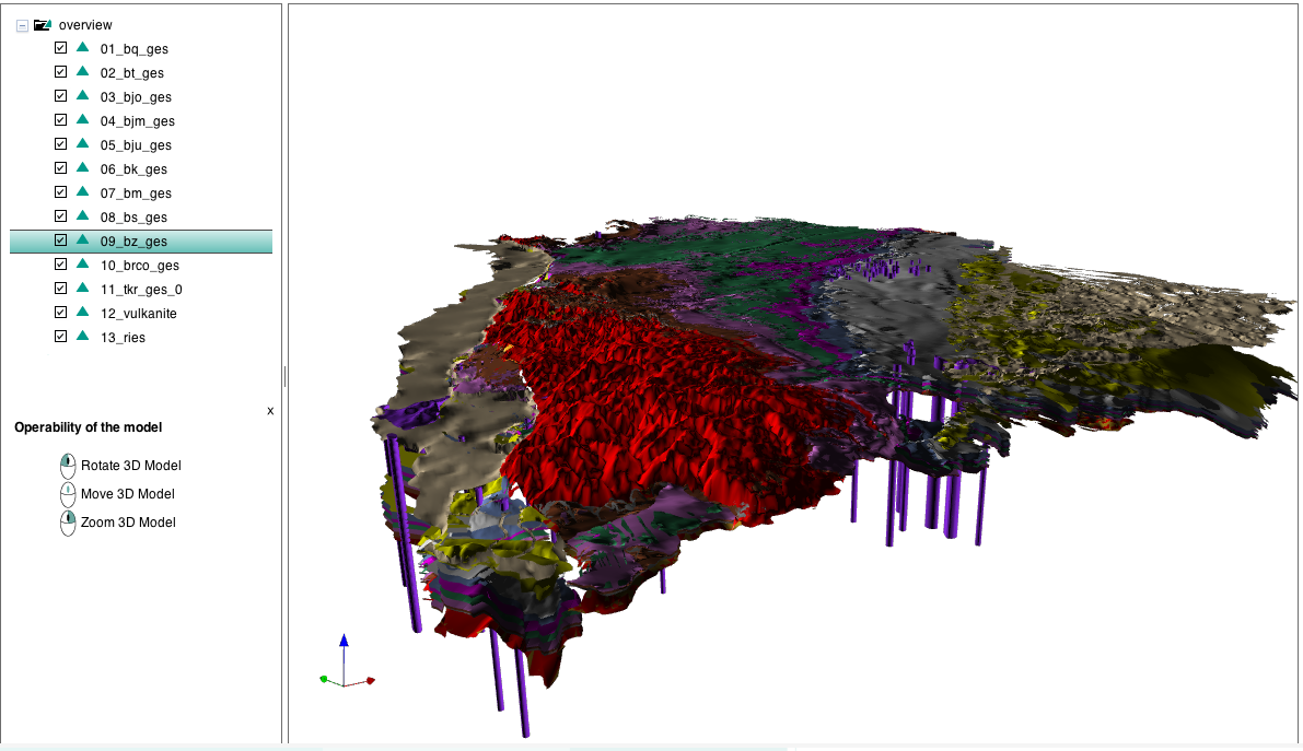 3d Map Seeking Examples Of 3d Maps Geographic