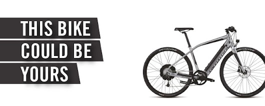 Enter to win a new high-end bicycle from PeopleForBikes!